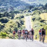 Rolling hills, and then more rolling hills, are a feature of the Standard Bank IRONMAN African Championship route. Event winner Frederik van Lierde rates it as one of the toughest events on the circuit, and you can see why in this image.