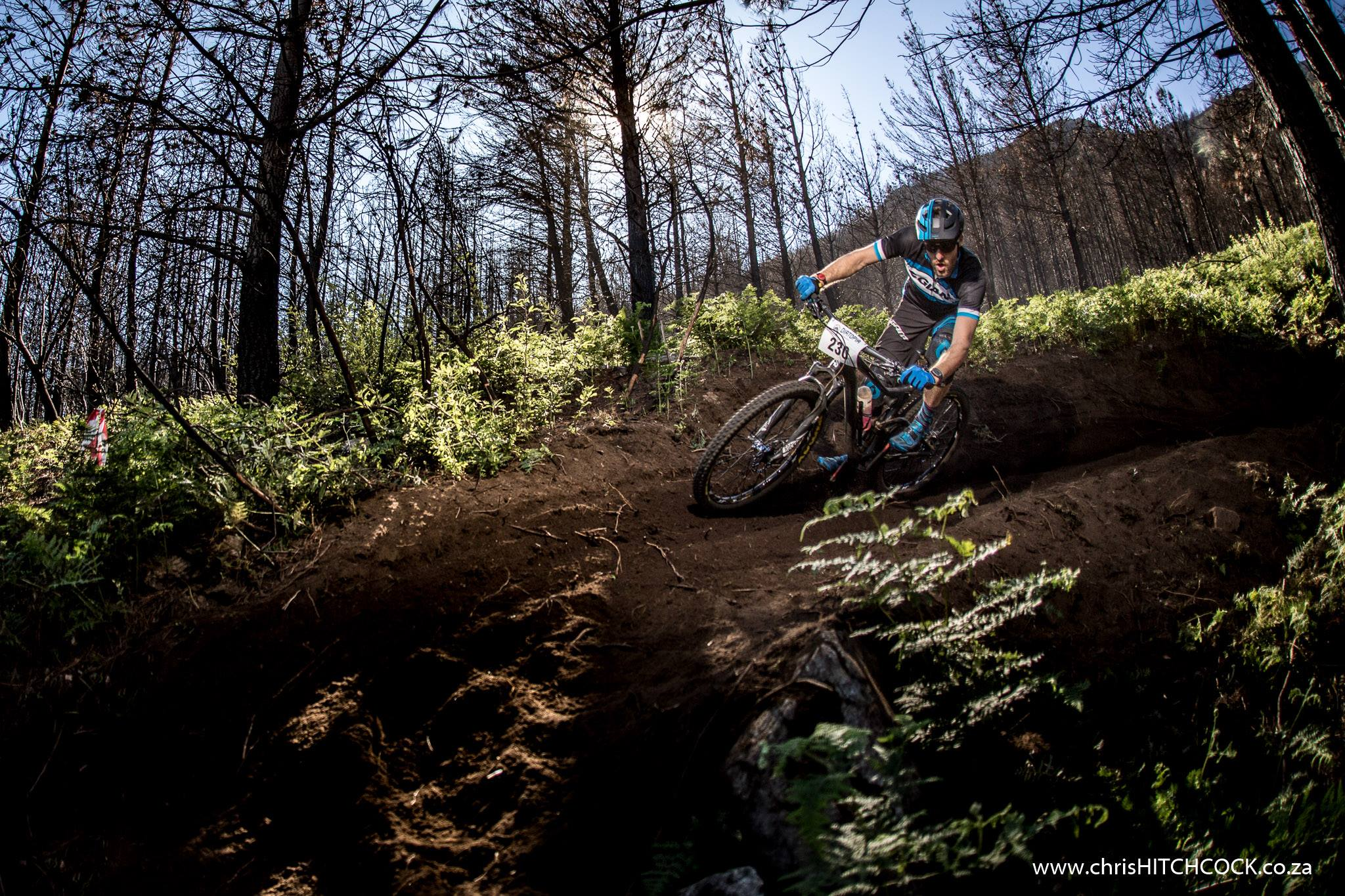 MTB Enduro Racing