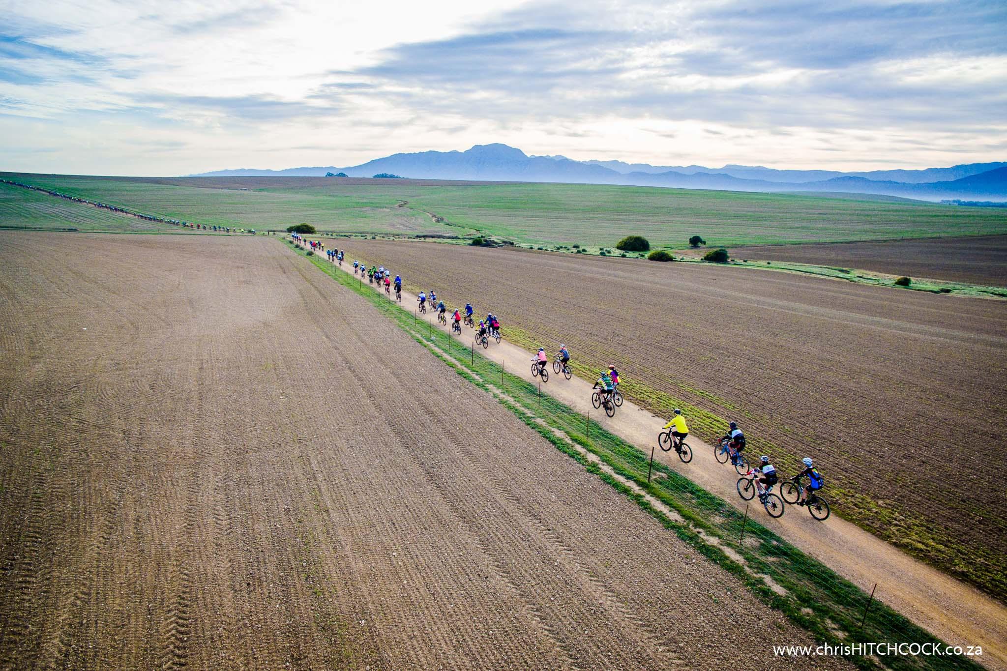 AmaRider 100 mtb mountain bike race.
