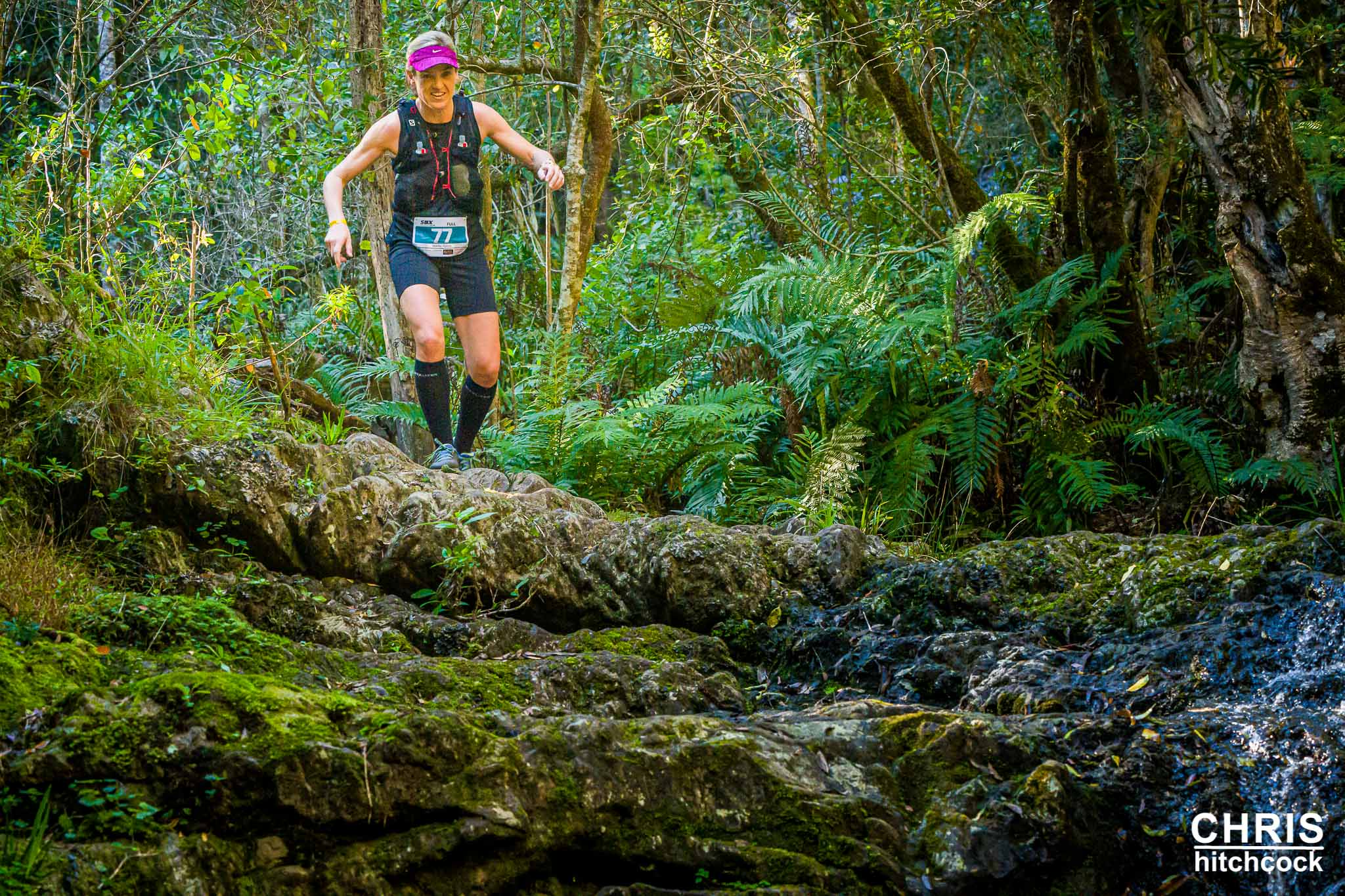 Sox Trail Run. 09 August 2019.